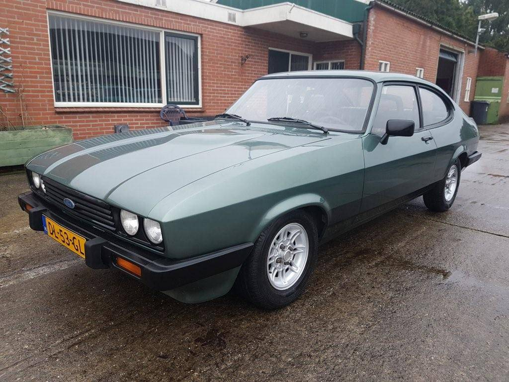 Ford Capri  2.3S automatic 1979 DH-53-GL (2)