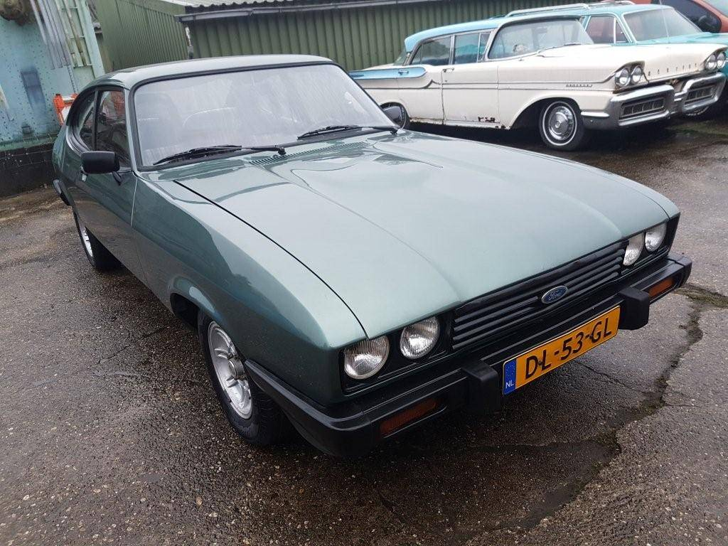 Ford Capri  2.3S automatic 1979 DH-53-GL (7)