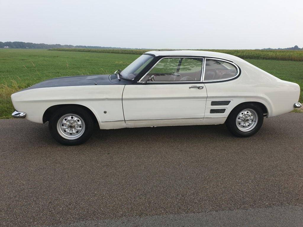 Ford Capri 1.3 XL, 1969 (20)