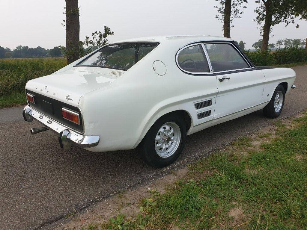 Ford Capri 1.3 XL, 1969 (3)