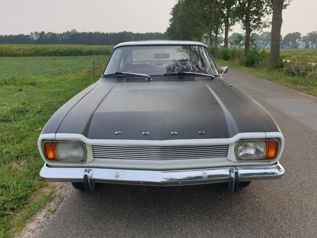 Ford Capri 1.3 XL, 1969 (9)