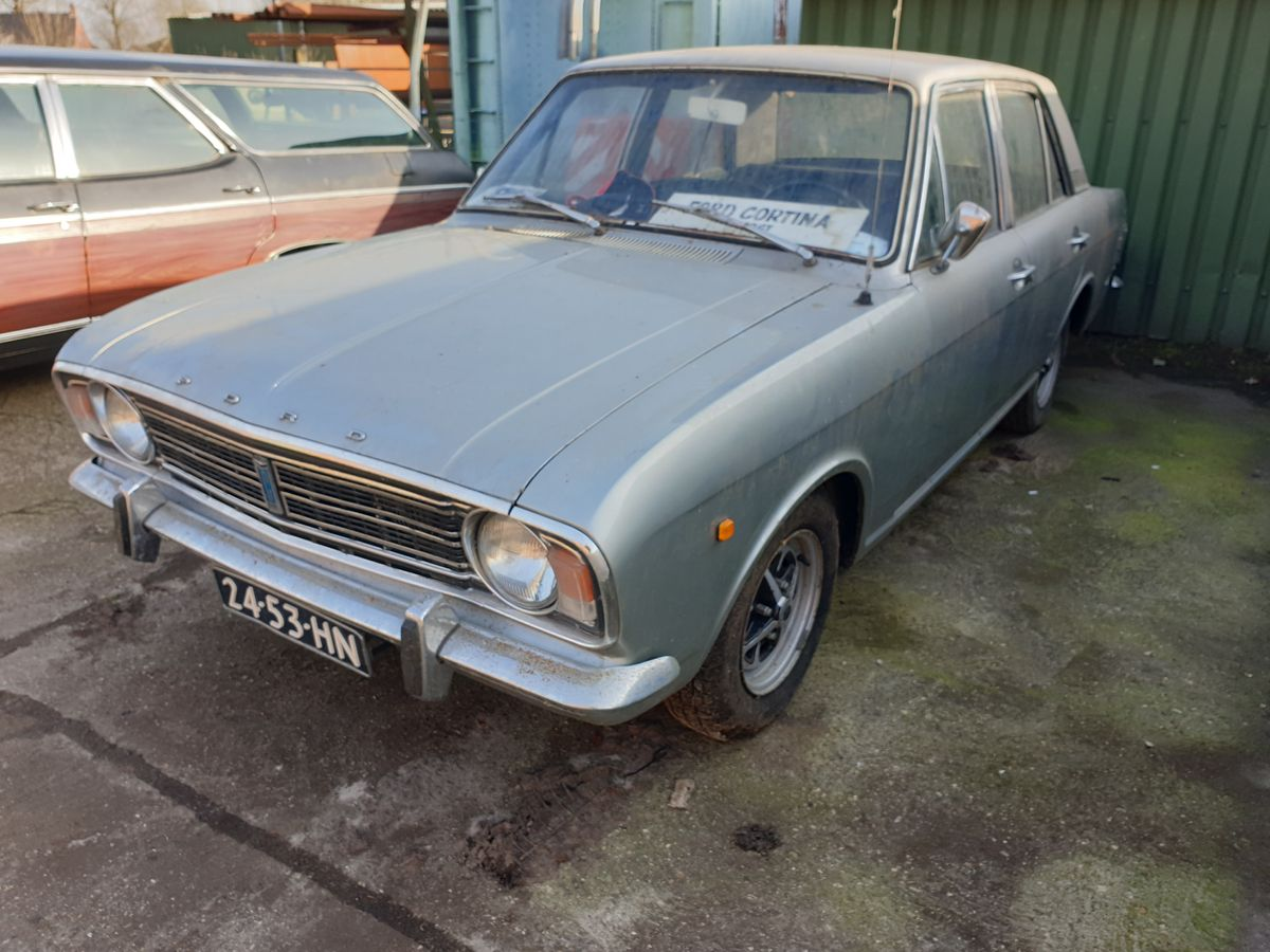Ford Cortina 1600GT (20)