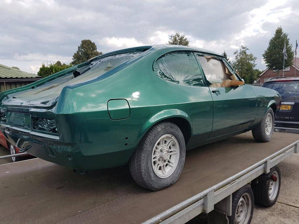 ford capri apollo green 2.3s automatic (11)