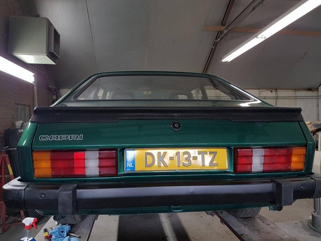ford capri apollo green 2.3s automatic (12)
